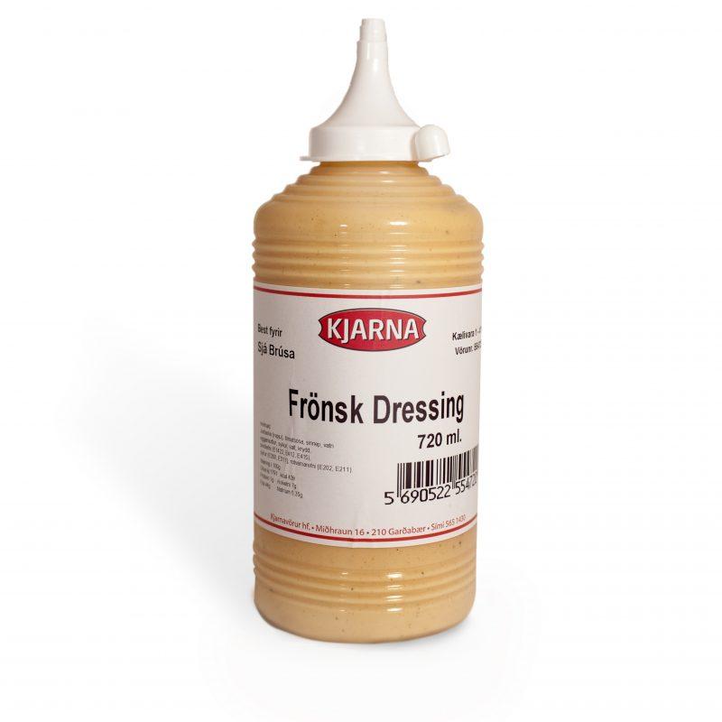 Frönsk dressing 720 ml