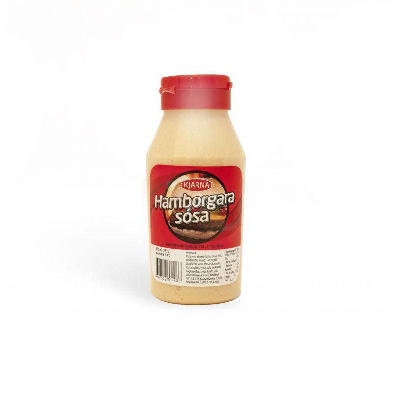 Hamborgarasósa 330 ml