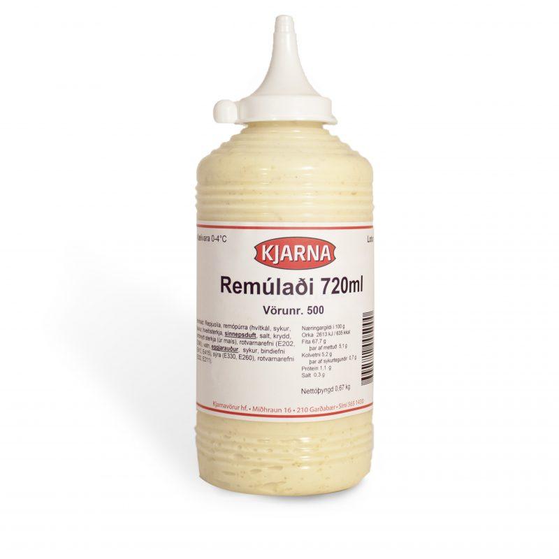 Remúlaði 720 ml (676 g)