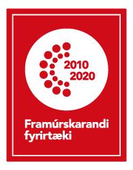 Framúrskarandi fyrirtæki ársins 2010 - 2014